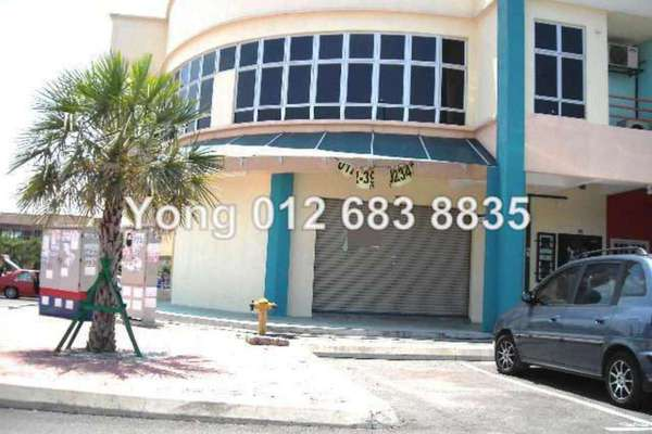 For Sale Shop at Section 26, Shah Alam Leasehold Unfurnished 0R/0B 3m
