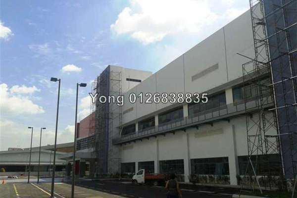 For Rent Office at Axis Business Park, Petaling Jaya Leasehold Unfurnished 0R/0B 30k