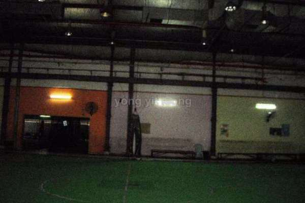 For Rent Factory at Bangi Industrial Estate, Bangi Leasehold Unfurnished 0R/0B 48k