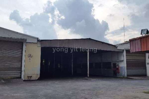 For Rent Factory at Cheras Jaya Industrial Park, Balakong Leasehold Unfurnished 0R/0B 23k