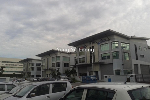 For Rent Factory at i-Parc2, Shah Alam Leasehold Unfurnished 0R/0B 8k