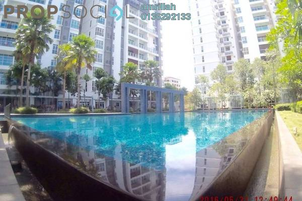 For Sale Condominium at Amaya Saujana, Saujana Freehold Semi Furnished 3R/3B 1.2m