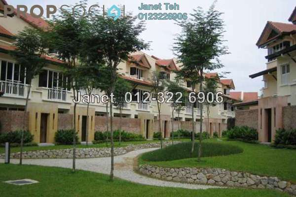 For Rent Terrace at Adiva, Desa ParkCity Freehold Semi Furnished 4R/6B 6k