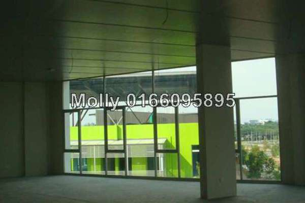 For Sale Office at D'Vida, Bukit Jelutong Leasehold Unfurnished 0R/0B 1.5m
