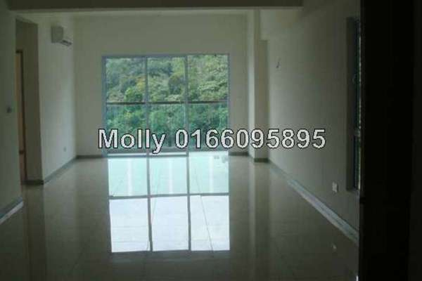 For Sale Condominium at Villa Orkid, Segambut Leasehold Semi Furnished 3R/3B 720k