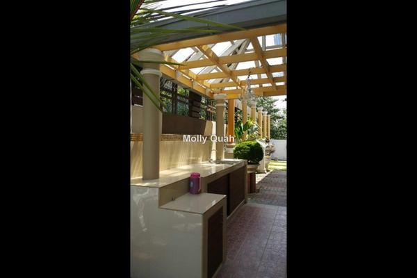 For Sale Semi-Detached at Taman Cuepacs, Kepong Freehold Semi Furnished 4R/2B 980k