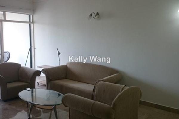 For Rent Condominium at Bungaraya Condominium, Saujana Freehold Fully Furnished 2R/2B 2.8k