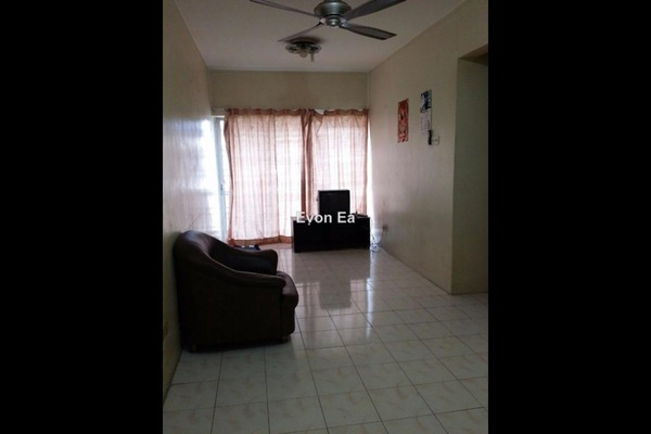 For Sale Apartment at Taman Sentosa, Klang Freehold Semi Furnished 3R/2B 115k