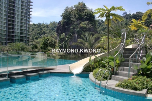 For Sale Condominium at The Haven, Tambun Leasehold Unfurnished 3R/2B 830k