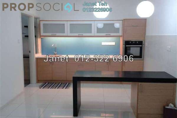 For Rent Townhouse at Sunway SPK 3 Harmoni, Kepong Freehold Semi Furnished 3R/4B 3.6k
