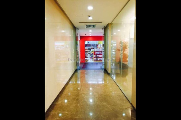 For Rent Office at KL Plaza Suites, Bukit Bintang Freehold Unfurnished 0R/1B 6.79k