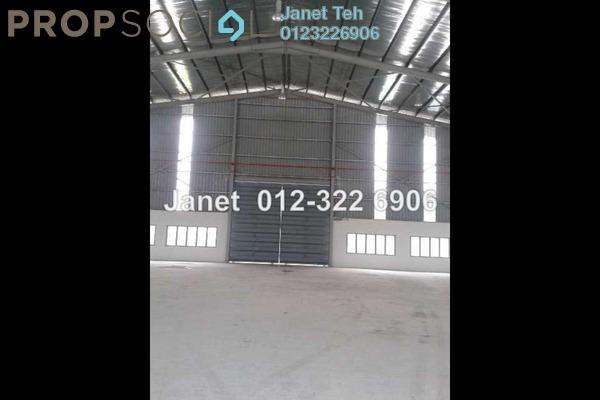 For Rent Factory at Kampung Baru Sungai Buloh, Sungai Buloh Leasehold Unfurnished 0R/0B 11.9k