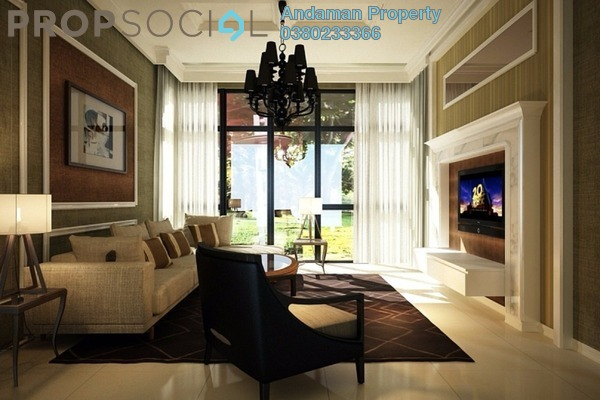 For Sale Condominium at Upper East @ Tiger Lane, Ipoh Freehold Semi Furnished 3R/2B 523k