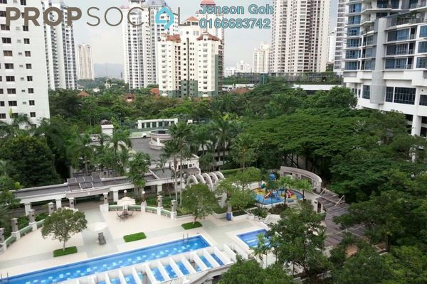 For Rent Condominium at Mont Kiara Palma, Mont Kiara Freehold Fully Furnished 3R/2B 4.2k