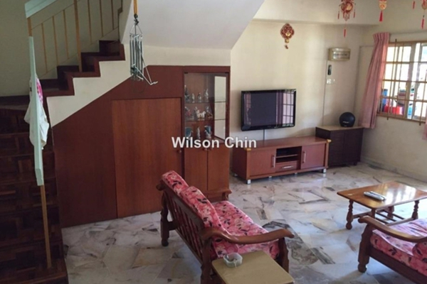 For Sale Terrace at BP3, Bandar Bukit Puchong Freehold Fully Furnished 4R/3B 618k