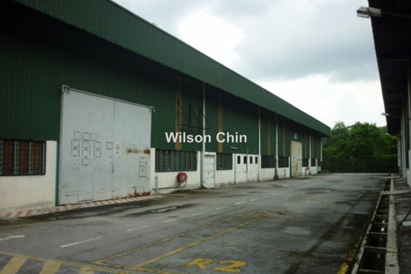 For Rent Factory at Rawang Integrated Industrial Park, Rawang Freehold Unfurnished 0R/1B 55k