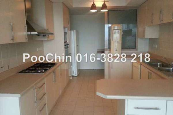 For Sale Condominium at Hampshire Park, KLCC Freehold Semi Furnished 3R/4B 2.41m