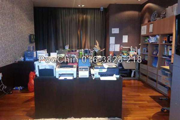 For Sale Condominium at Suria Stonor, KLCC Freehold Semi Furnished 5R/7B 6m