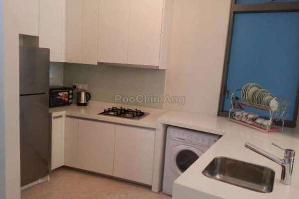 For Sale Condominium at Panorama, KLCC Freehold Fully Furnished 1R/1B 1.3m