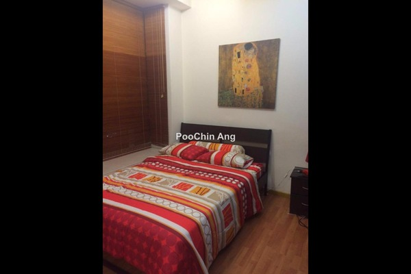 For Sale Apartment at Park View, KLCC Freehold Fully Furnished 0R/1B 678k