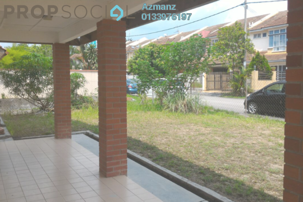For Sale Terrace at Section 1, Bandar Mahkota Cheras Freehold Semi Furnished 4R/3B 850k