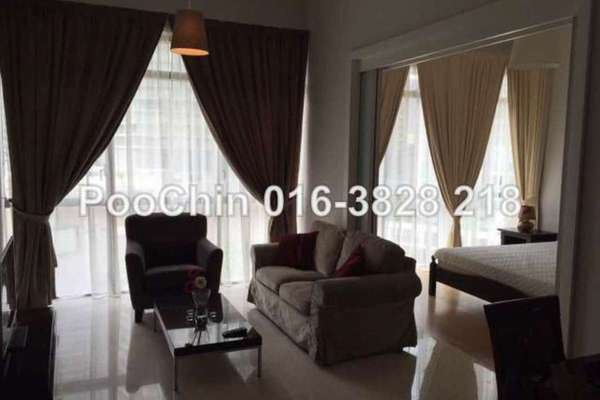 For Rent Condominium at Panorama, KLCC Freehold Fully Furnished 1R/1B 3.6k