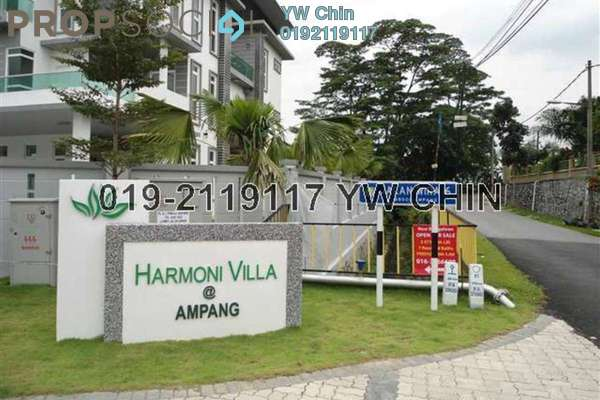 For Sale Bungalow at The Valley TTDI, Ampang Leasehold Semi Furnished 7R/8B 3.1m