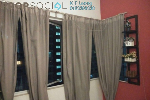 For Rent Condominium at Koi Kinrara, Bandar Puchong Jaya Freehold Semi Furnished 3R/2B 1.45k