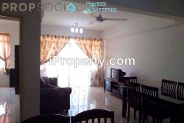 For Sale Condominium at D'Piazza Condominium, Bayan Baru Freehold Fully Furnished 3R/2B 600.0千