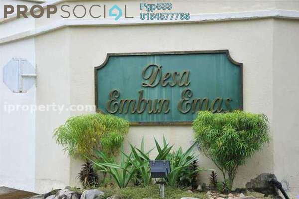 For Sale Condominium at Desa Embun Emas, Tanjung Bungah Freehold Semi Furnished 3R/2B 800k