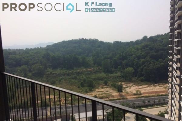 For Rent Condominium at Windows On The Park, Bandar Tun Hussein Onn Freehold Semi Furnished 3R/2B 1.8k