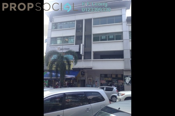 For Sale Shop at Solaris Mont Kiara, Mont Kiara Freehold Semi Furnished 0R/0B 4.95m