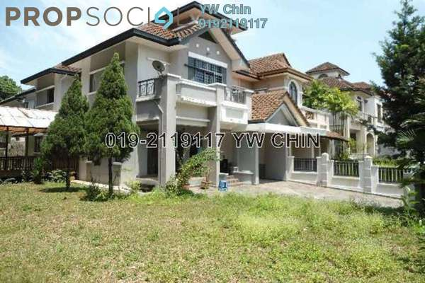 For Sale Semi-Detached at Kemuning Utama Permai, Kemuning Utama Freehold Semi Furnished 4R/5B 2.1m
