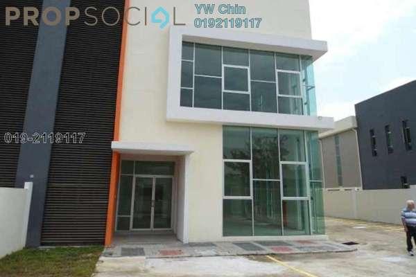 For Rent Factory at Bukit Angkat, Kajang Freehold Semi Furnished 0R/0B 16k