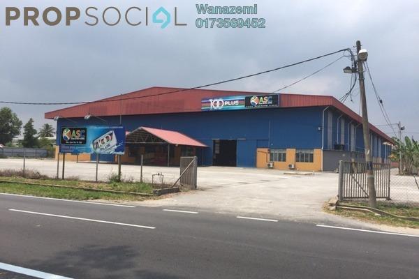 For Rent Factory at Kawasan Perindustrian Gong Badak, Kuala Terengganu Freehold Unfurnished 0R/1B 66k
