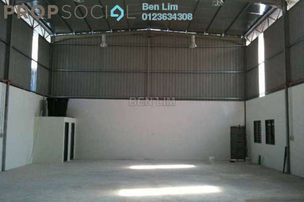 For Rent Factory at Taming Jaya Industrial Park, Balakong Freehold Unfurnished 0R/0B 6k