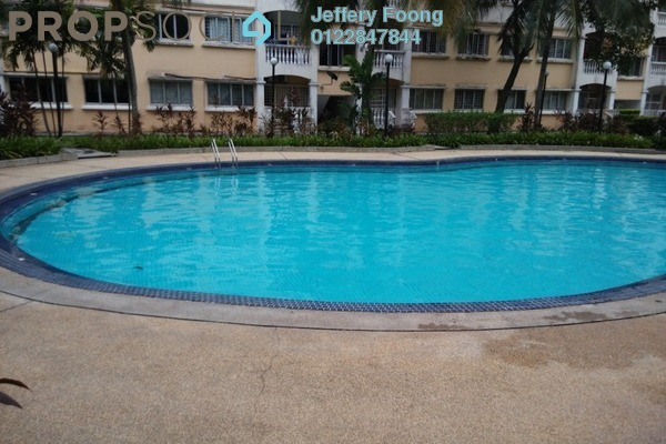 For Sale Apartment at Sri Cassia, Bandar Puteri Puchong Freehold Unfurnished 3R/1B 420k