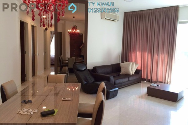 For Sale Serviced Residence at Marc Service Residence, KLCC Freehold Semi Furnished 0R/0B 2.26m