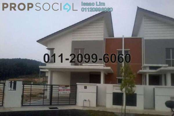For Sale Semi-Detached at Bandar Seri Coalfields, Sungai Buloh Freehold Unfurnished 5R/5B 1.18m