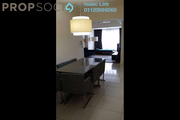 For Rent Condominium at Tiffani Kiara, Mont Kiara Freehold Fully Furnished 2R/2B 4.6k