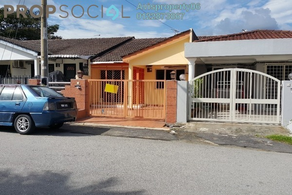 For Rent Terrace at SD3, Bandar Sri Damansara Freehold Unfurnished 3R/2B 1.2k