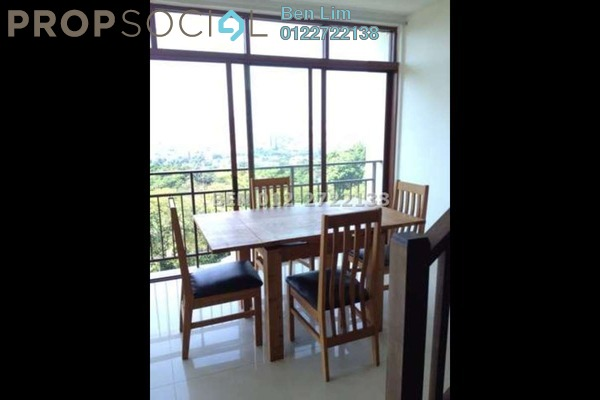 For Sale Condominium at Puncak Ukay, Ukay Freehold Semi Furnished 4R/4B 1.9m