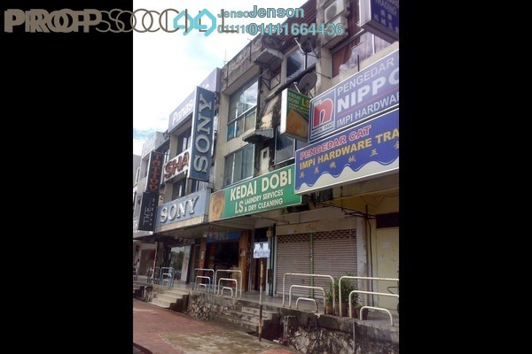 For Rent Shop at SS15, Subang Jaya Freehold Unfurnished 0R/0B 8k
