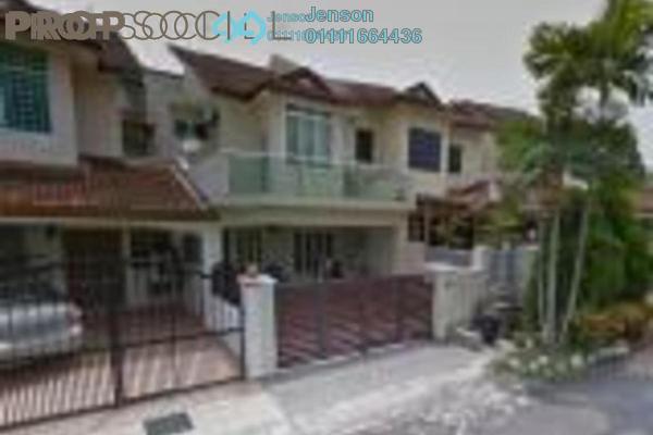 For Rent Terrace at Taman Wawasan, Pusat Bandar Puchong Freehold Semi Furnished 4R/3B 1.3k