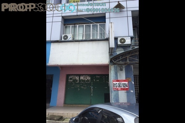 For Rent Shop at USJ 21, UEP Subang Jaya Freehold Unfurnished 0R/0B 2.5k
