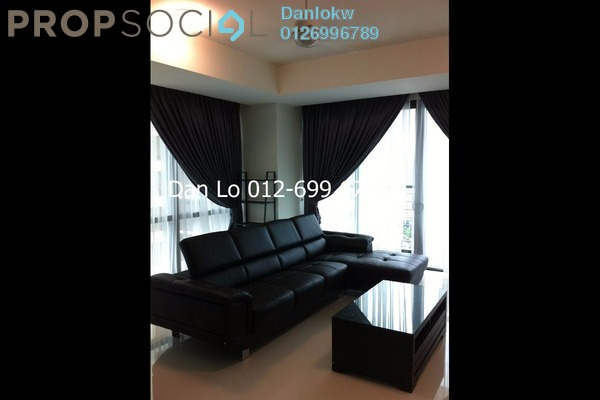 For Sale Condominium at Hampshire Place, KLCC Freehold Fully Furnished 2R/2B 1.6m