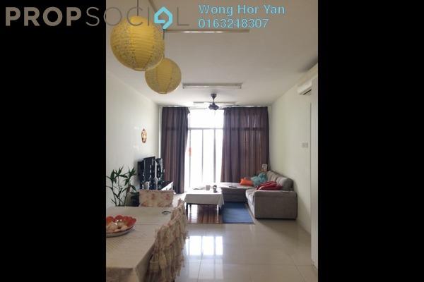 For Sale Condominium at Midfields, Sungai Besi Leasehold Semi Furnished 3R/2B 515k