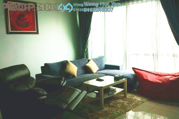 For Sale Serviced Residence at Glomac Damansara, TTDI Freehold Fully Furnished 3R/2B 1m