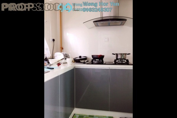 For Sale Serviced Residence at Glomac Damansara, TTDI Freehold Semi Furnished 3R/2B 1m