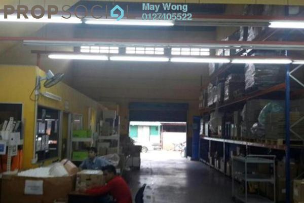 For Sale Factory at USJ 19, UEP Subang Jaya Freehold Semi Furnished 0R/0B 2.2m